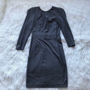 12th street by cynthia vincent ruched neck dress